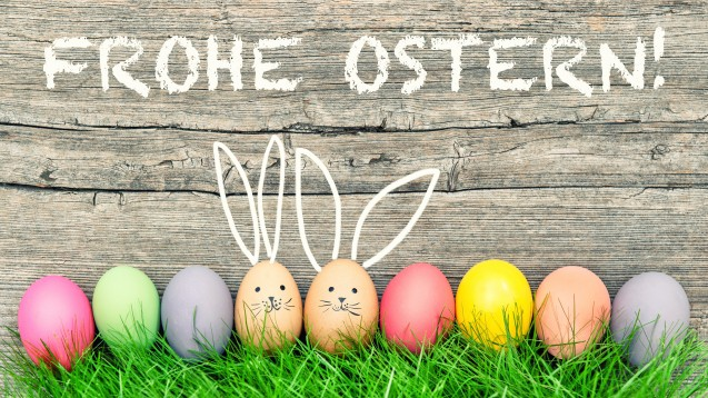 frohe ostern! | a│b│n personal & organisation